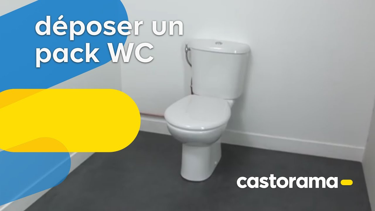 Comment Démonter Un Wc Castorama Youtube