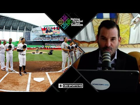 MLB Opening Day like you've NEVER heard before   Nothing Personal with David Samson