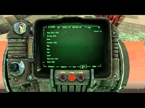 Project Wasteland - Pip-Boy Preview