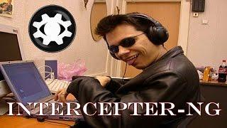 Intercepter-NG на андроид - туториал 'взлом вконтакте андроид гыгыгы'