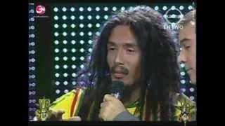 YO SOY PERÚ OFICIAL (3) 03/05/2012_Tercera Gala_Yo Soy Bob Marley