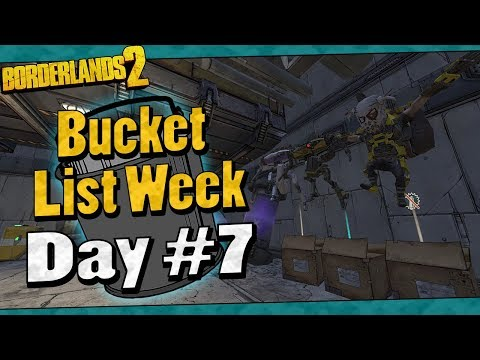 Borderlands 2 | Tubby And Loot Midget Farming For Pearlescents | Bucket List Week | Day #7