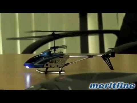 Trực thăng điều khiển từ xa minicopter | truc thang dieu khien