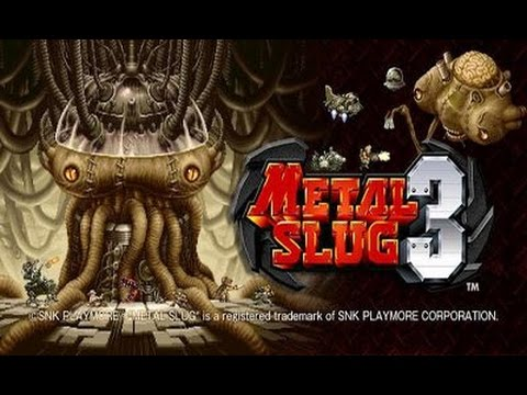 Metal Slug 3 - Unlimited lives playthrough
