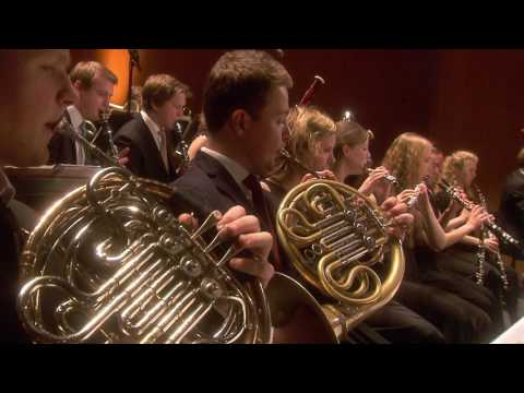 Water Music Overture -  Baltic Sea Youth Philharmonic -  Live from the Théâtre des Champs-Élysées