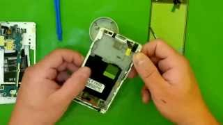 LG Optimus L9 II touch screen replacement