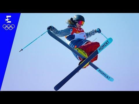 Freestyle Skiing   Men's Ski Halfpipe Highlights   Pyeongchang 2018   Eurosport