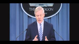 SECNAV Press Conference About Navy Husbanding Policies and Contracting Initiatives