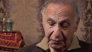Daniel Khazoom. Farhud (Baghdad Pogrom, 1941). JIMENA Oral History, 2010