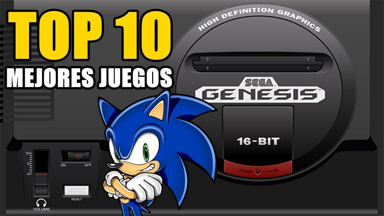 Cvg Top 10 Los Mejores Juegos De La Historia De Sega Genesis Mega