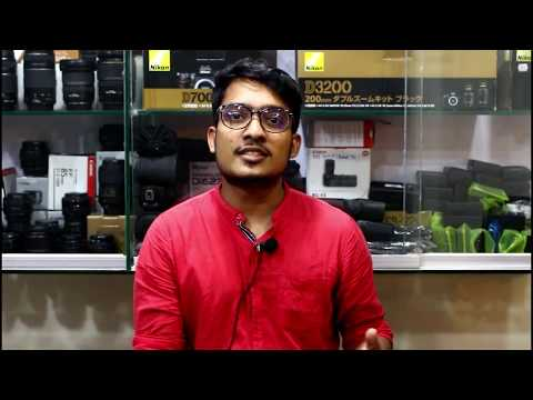 How to clean your DSLR body's outlook/sensor/mirror in bangla