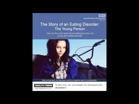 The Story of an Eating Disorder   Young Person
