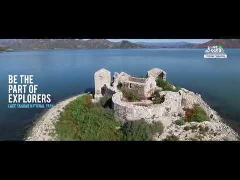 Lake Skadar Montenegro Panorama 2017