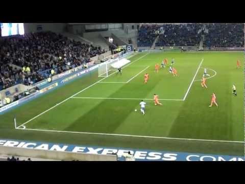 Brighton & Hove Albion v Millwall