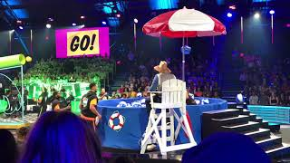 Ben Simmons, Rob Gronkowski, Lindsey Vonn, Michael Strahan in Kids' Choice Sports Awards