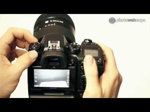 Samsung NX1. Интерактивный видео тест