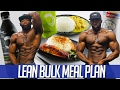 Lean Muscle Diet | Full Day Of Eating | Gabriel Sey