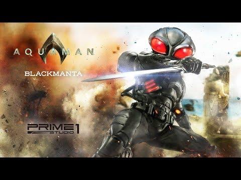 MMAM-02: Black Manta (Aquaman Film)