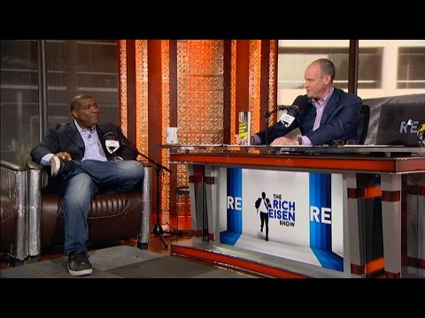 NFL ON FOX Curt Menefee Joins The RE Show in Studio - 11/15/16 ...
