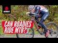 Can Roadies Ride Mountain Bikes? | GMBN Coaches Global Cycling Network