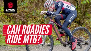 Can Roadies Ride Mountain Bikes? | GMBN Coaches Global Cycling Network