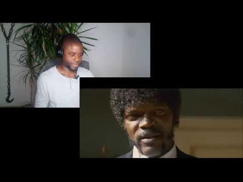 Pulp Fiction | 'Big Kahuna Burger' (HD) - Samuel L. Jackson, John Travolta -REACTION!!!!