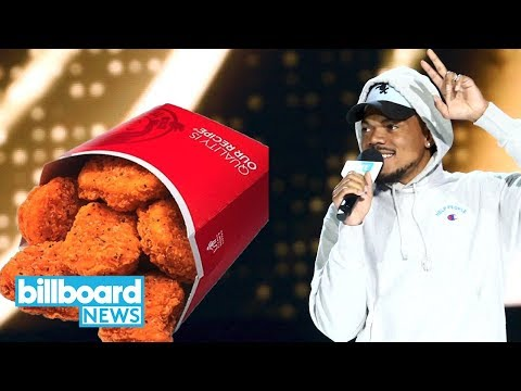 Brady - Chance The Rapper Convinces Wendys' To Bring Back Spicy Nuggets