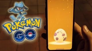 ¡ABRIENDO HUEVOS de 4 GENERACIÓN BUSCANDO RIOLU en Pokémon GO! [Keibron]