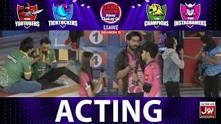 Acting   Game Show Aisay Chalay Ga League Season 5   Danish Taimoor Show   TikTok