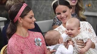 Prinsessan Madeleine och Chris har fått en dotter