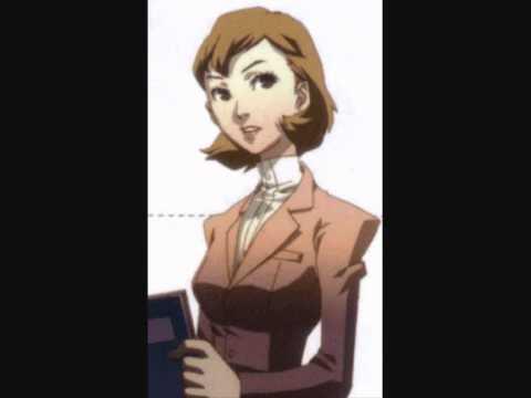 Persona 3 FES Deleted Scene - Toriumi Conversation