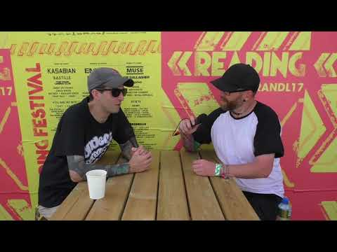 Defeater Interview Reading Festival 2017
