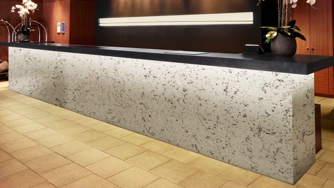 Introducing Pearl Stone From Corian Quartz