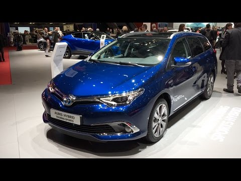toyota auris hybrid touring sports 2017 in detail review walkaround interior exterior youtube. Black Bedroom Furniture Sets. Home Design Ideas
