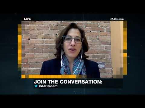 Dima Khalidi talks BDS on Al Jazeera