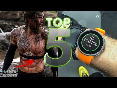 5 Best Fitness Trackers For 2019 ✅ What Is The Best Fitness Tracker Smart Watch?