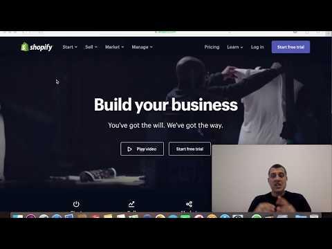 Vreți să fac un set de tutoriale video despre Shopify?