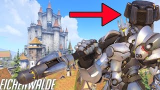 All the Secrets in the New Overwatch Map Eichenwalde