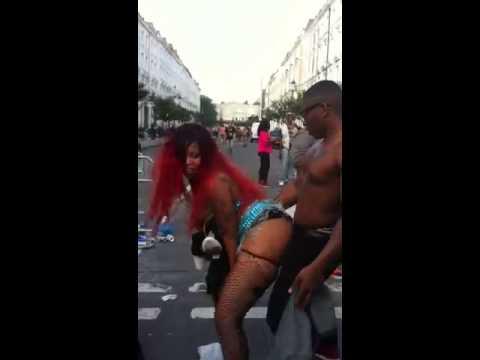Notting hill carnaval 2013