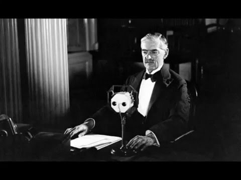 PM Neville Chamberlain's speech on his peace negotiations with Hitler -  27 September 1938