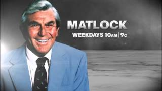 Perry Mason and Matlock: Back to back on MeTV