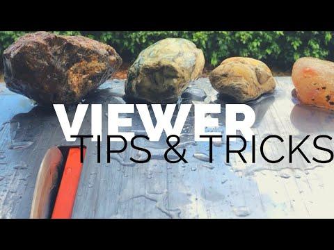 Identify my rocks - Part 2 - YouTube