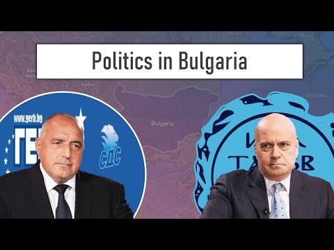 Politics In Bulgaria   Politics Series