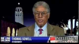 Thomas Sowell On Black Unemployment And Multiculturalism