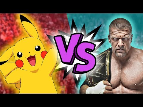 WEIRDEST WWE2K18 MATCHES |