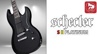 Электрогитара SCHECTER S-II PLATINUM