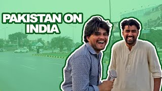 Team Live Reactions - What Pakistanis think of India?