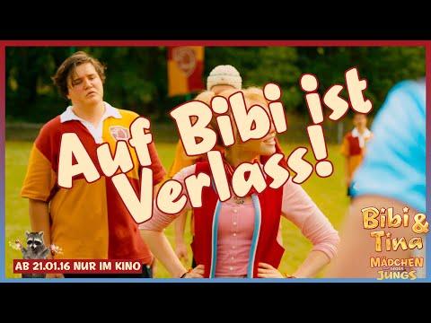 BIBI & TINA - Mädchen Gegen Jungs - Bibi zeigt's allen! (Filmclip)