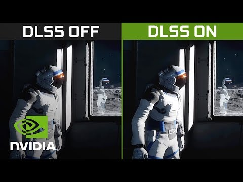 Deliver Us The Moon   NVIDIA DLSS Performance & Image Quality Boost