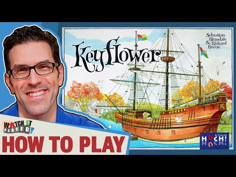 Keyflower - How To Play